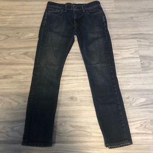 Men's Levi's Slim Fit Blue Jeans, 30W x 30L